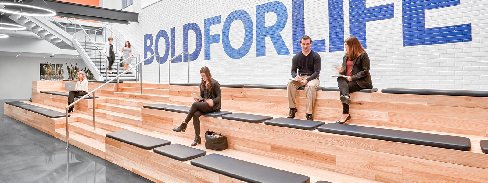 Bold for life HQ